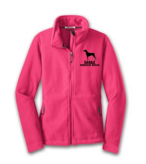 ladies-pink-fleece